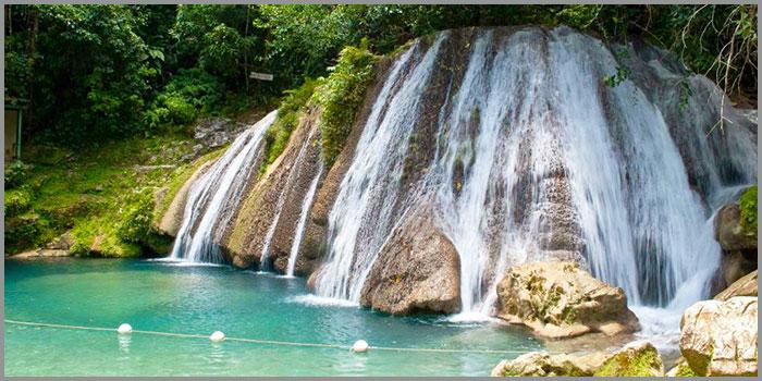Reach Falls Port Antonio Tours Jamaica
